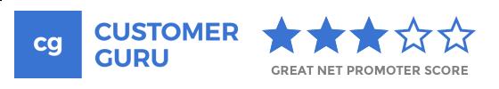 Net Promoter Score by Customer.guru